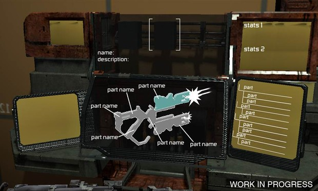 Early design of workbench