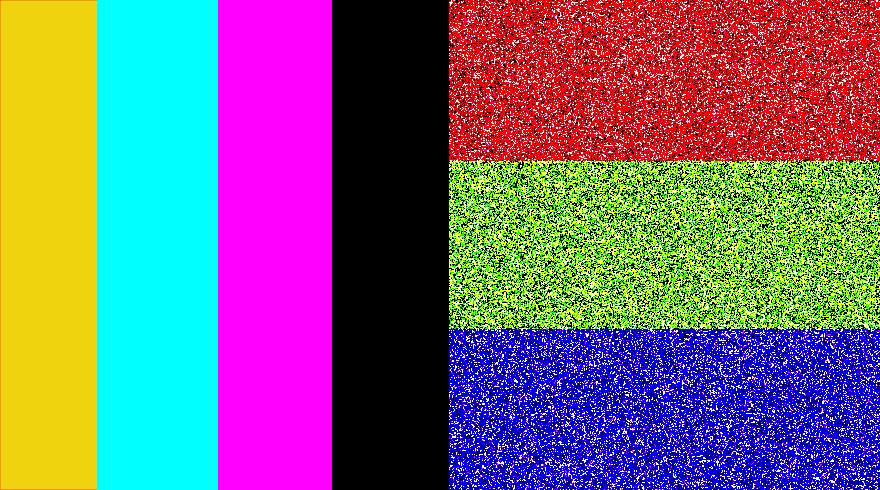 Pixels and Printers