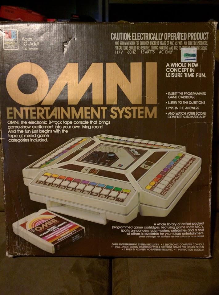 Omni Entertainment System