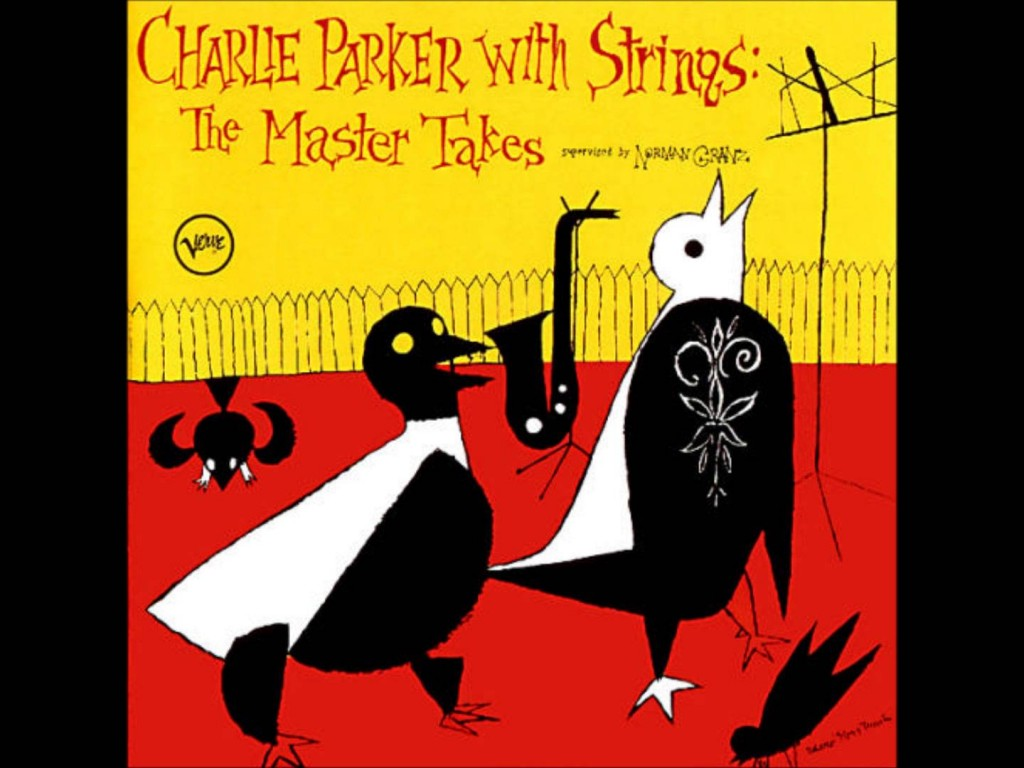 Charlie Parker with the Strings Cover
