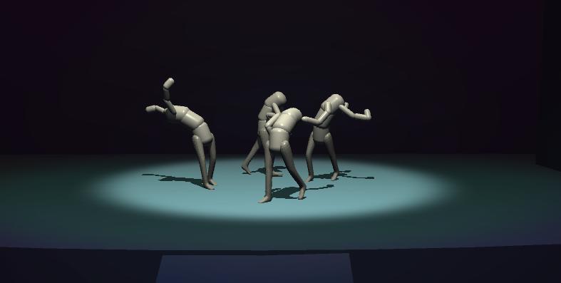 evening of modern dance 3