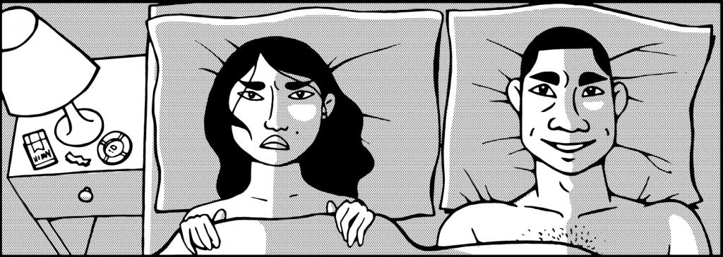 Jeniat Leila bed