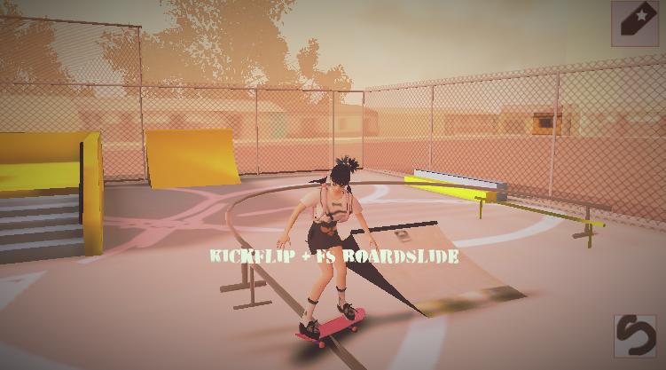creamy dreamy skate