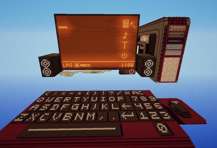 minecraftredstonecomputer