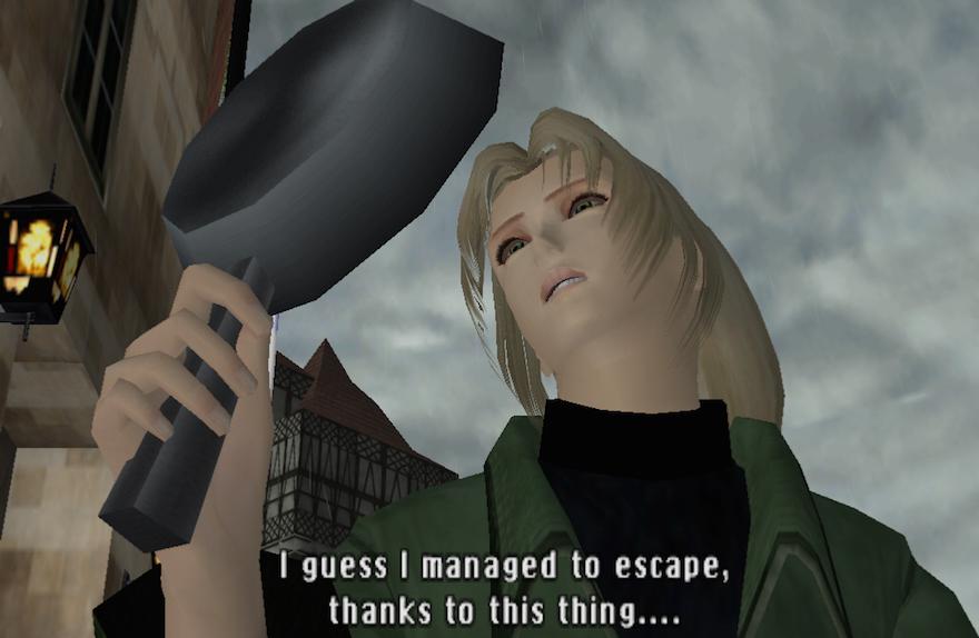 Shadow of Destiny screenshot