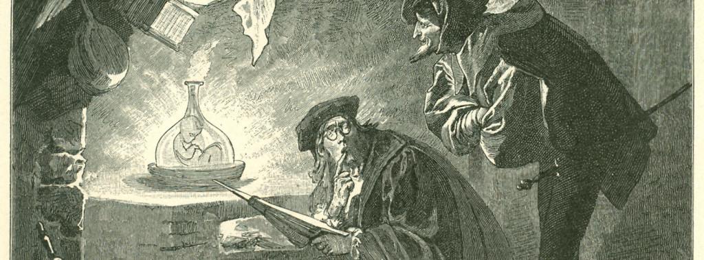 Faust Homunculus