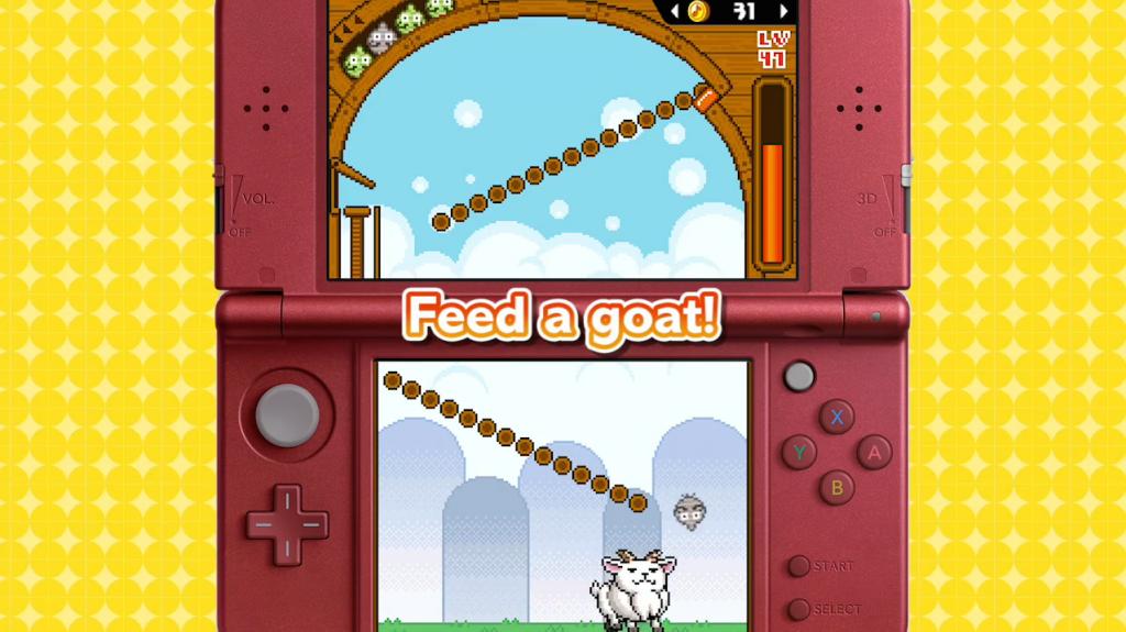 rhythm heaven goat