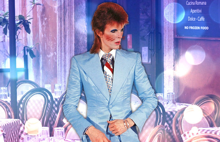 all my bowies