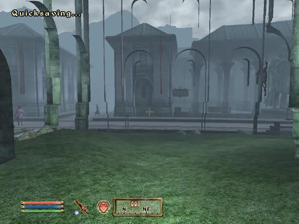 oblivion glitch