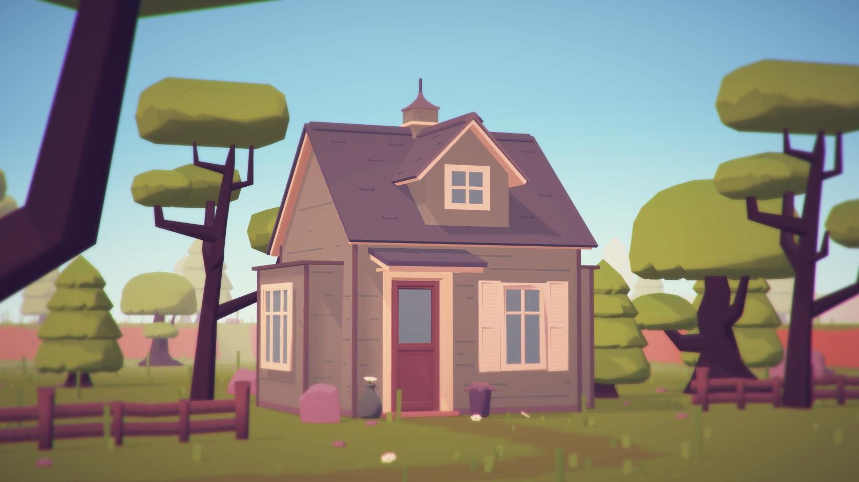Boring house