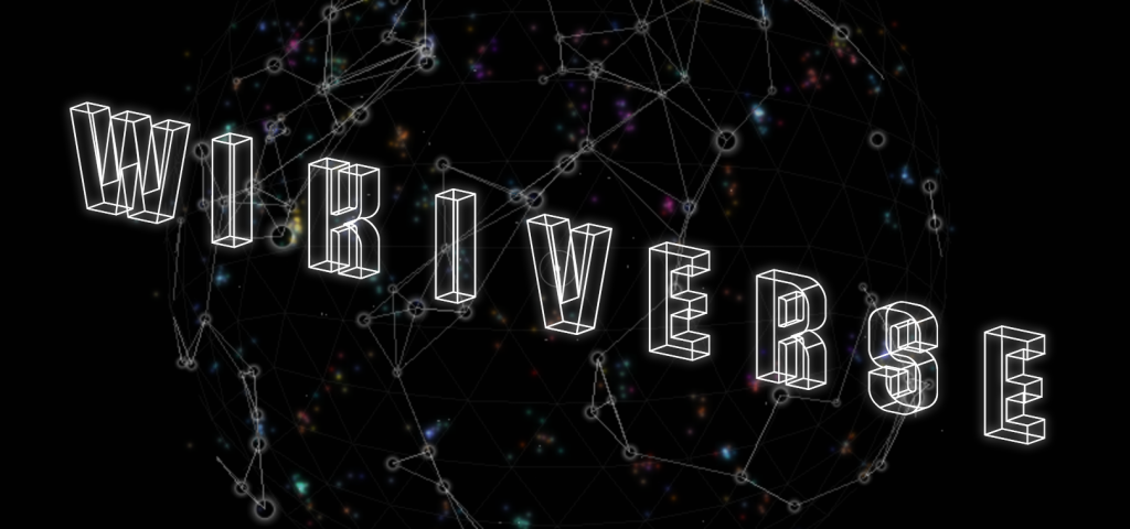 Wikiverse homepage