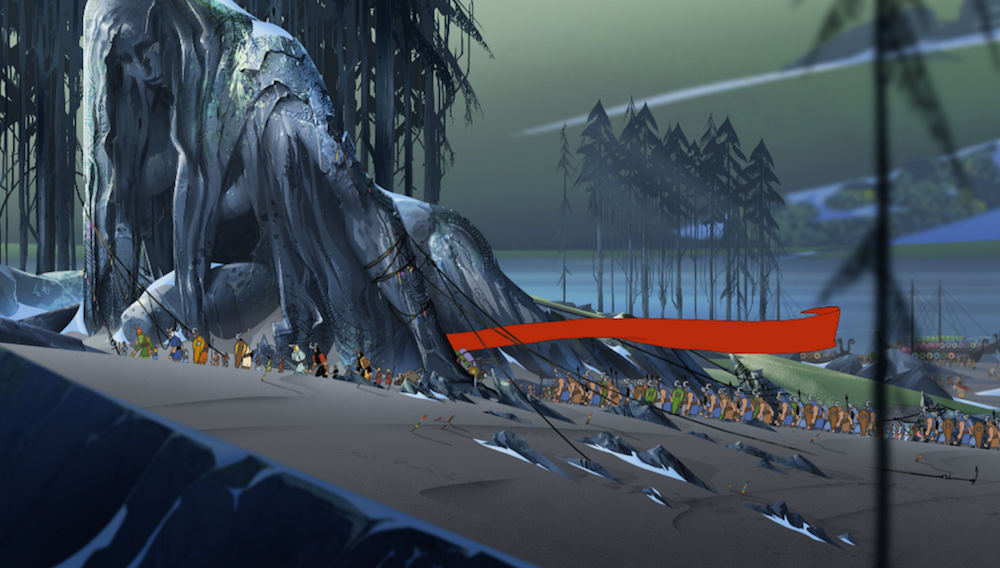 banner saga 2 godstone