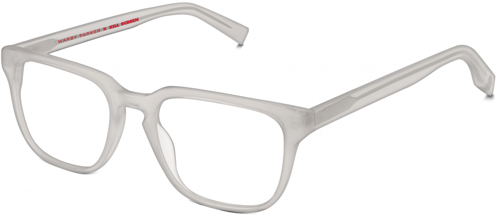 Warby Parker X Kill Screen Burke Glasses
