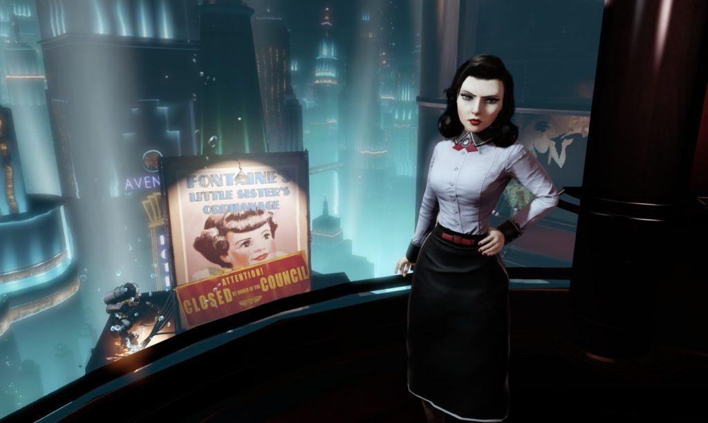 BioShock Burial At Sea