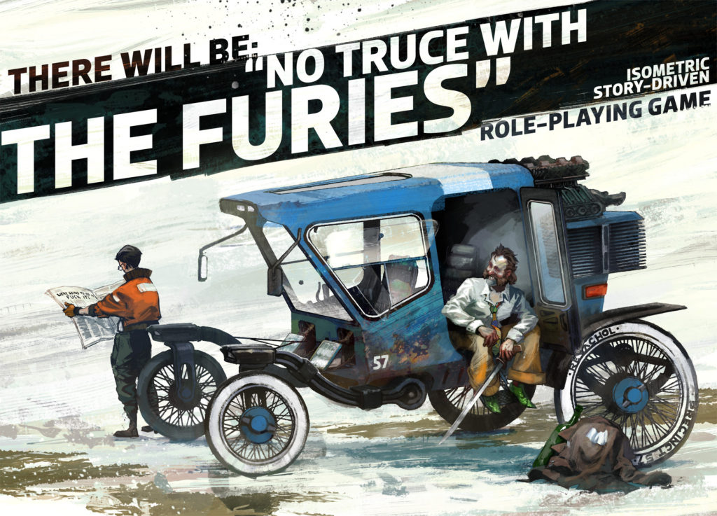 No Truce With The Furies