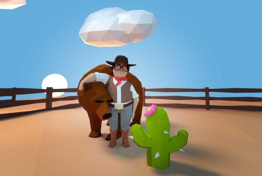 Bear Rodeo