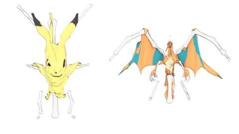 Pokemon Bones
