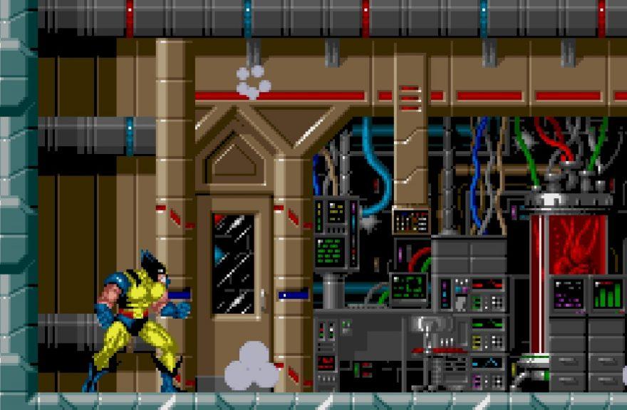 Wolverine: Admantium Rage